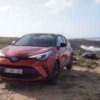 Обновленная Toyota C-HR: меньше ретуши, но больше содержания. Toyota C-HR
