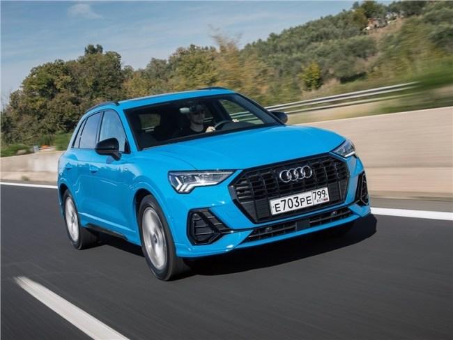 24673 Почему Audi Q3 ни разу не женский автомобиль. Audi Q3