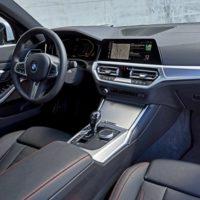 24689 Поигрываем мускулами. BMW 3 Series Sedan (G20)
