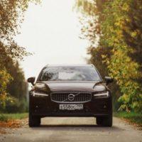 24683 Разумная альтернатива кроссоверу. Volvo V60 Cross Country