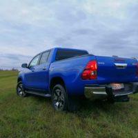 24733 Бодр, надежен, дОрог!. Toyota Hilux Double Cab