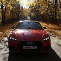 24749 Cуперкар-интеллигент. Audi RS 5 Coupe