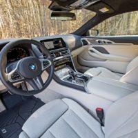 24767 Обнаруживаем туристическое начало в купе. BMW 8 Series Coupe (G15)