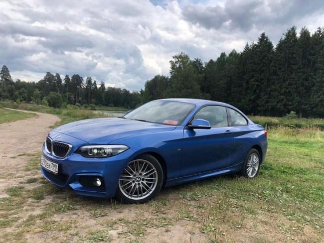 24735 Прекрасное далеко. BMW 2 Series Coupe (F22)