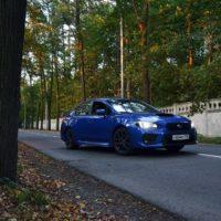 24779 Тоскующий по «Эволюции». Subaru WRX
