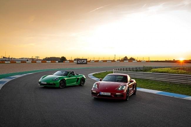 Возвращаем недостающие цилиндры. Porsche 718 Cayman