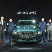 Все по серьезке. Genesis GV80