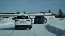 Тест драйв Volkswagen Tiguan 2 0 TDI  ты прохладой меня не мучай