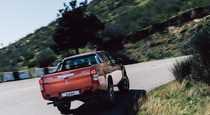 Тест драйв нового Mitsubishi L200  всегда на высоте