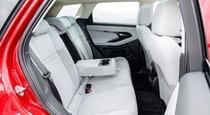 Тест драйв нового Range Rover Evoque  чистая линия