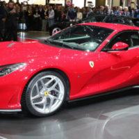 Ferrari 812 Superfast заставит забыть о F12tdf