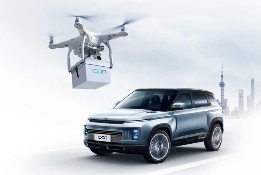 Дайджест дня: дроны для продажи машин, автокредиты в России и другие события индустрии
