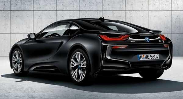BMW готовит специальную версию i8