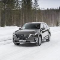 Тест-драйв обновленного Mazda CX-9: небесное притяжение