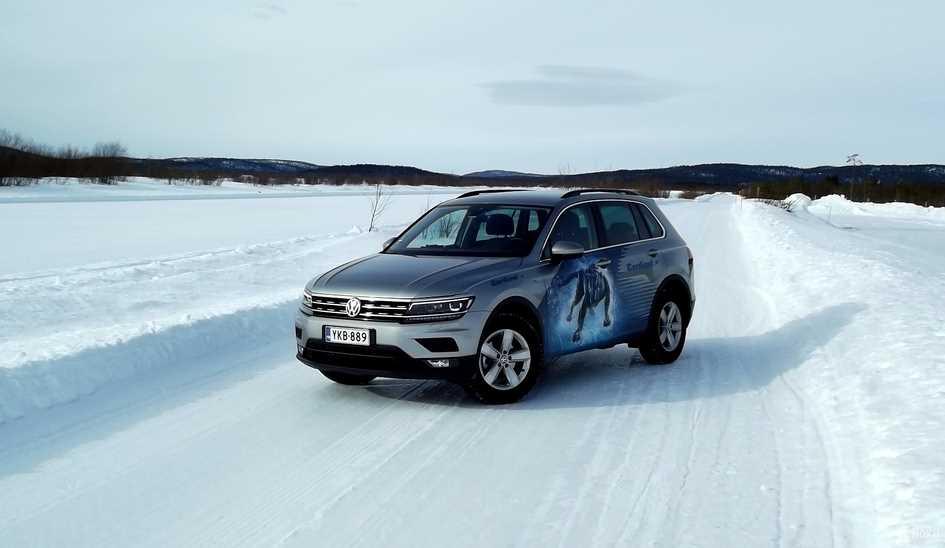 Тест-драйв Volkswagen Tiguan 2.0 TDI: ты прохладой меня не мучай