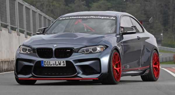 BMW M2 получил двигатель от старших братьев