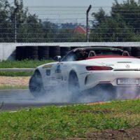 24791 Будильник для дьявола. Mercedes AMG GT Roadster (R190)