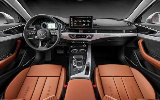 24831 Даунсайзинг больше не в моде. Audi A4