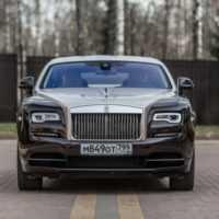 24843 Дороже денег. Rolls-Royce Wraith