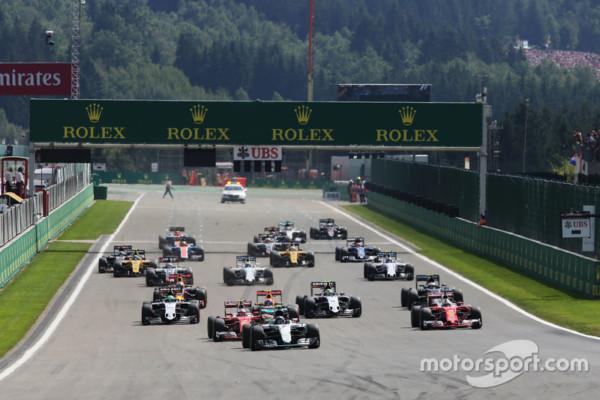 #Формула-1: гран-при Бельгии