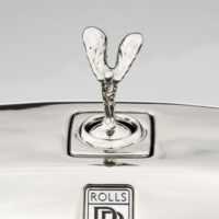 24825 Королевский автомобиль для королевских особ. Rolls-Royce Phantom