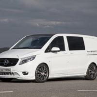 Mercedes-Benz Vito получил обновление от Hartmann
