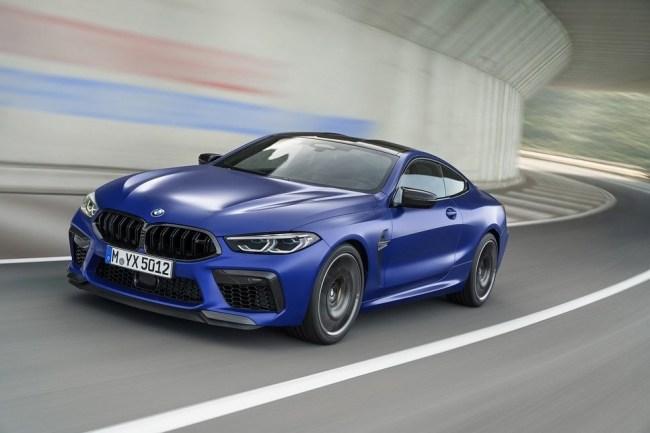24801 Новый пик. BMW M8 Cabrio (F91)