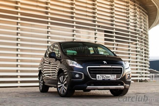 24797 Оптимизация. Peugeot 3008
