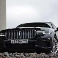 24845 Самый противоречивый баварский седан. BMW 7 Series (G11)