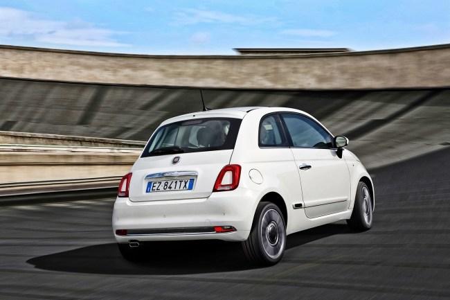 24827 Выбираем два цилиндра. Fiat 500