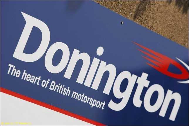 Формула Е: Предсезонные тесты могут пройти в Донингтоне