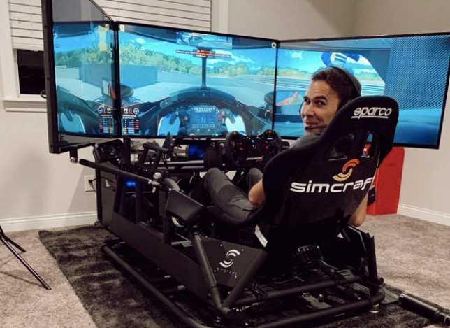 Роберт Уиккенс выступит в виртуальном Гран При Алабамы