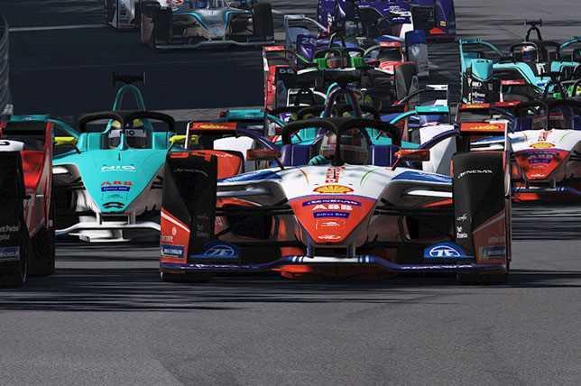 Формула Е запускает виртуальный чемпионат