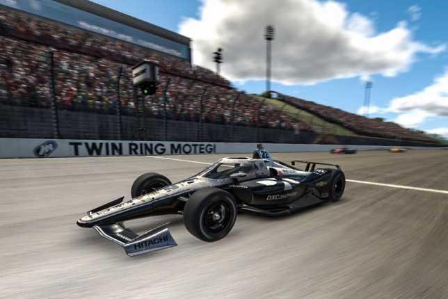 IndyCar: Вторая победа Пажено в виртуальных гонках