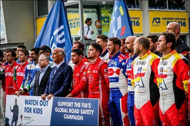 Вторые Автоспортивные игры перенесены на 2021-й