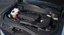 Тест драйв купе кроссовера Haval F7x  ступень к Парнасу