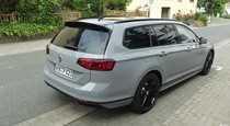 Тест драйв нового Volkswagen Passat  ветер совершенства