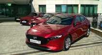 Тест драйв новой Mazda3  не родись красивой