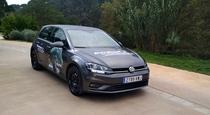 Тест драйв Volkswagen Golf VII  прощальная гастроль