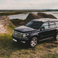 Тест-драйв Chevrolet Tahoe: мужской зал