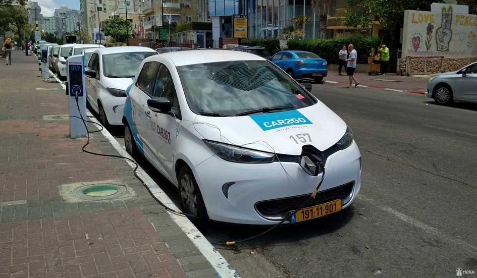 Тест-драйв Renault Zoe: чистые помыслы
