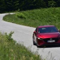 Тест-драйв новой Mazda3: не родись красивой…
