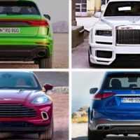 29831 TOP 10 Best Performing LUXURY SUV 2020