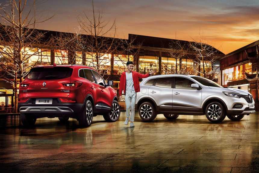 Renault закрывает СП с компанией Dongfeng