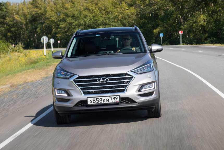 Hyundai Tucson обзавелся комплектацией Way