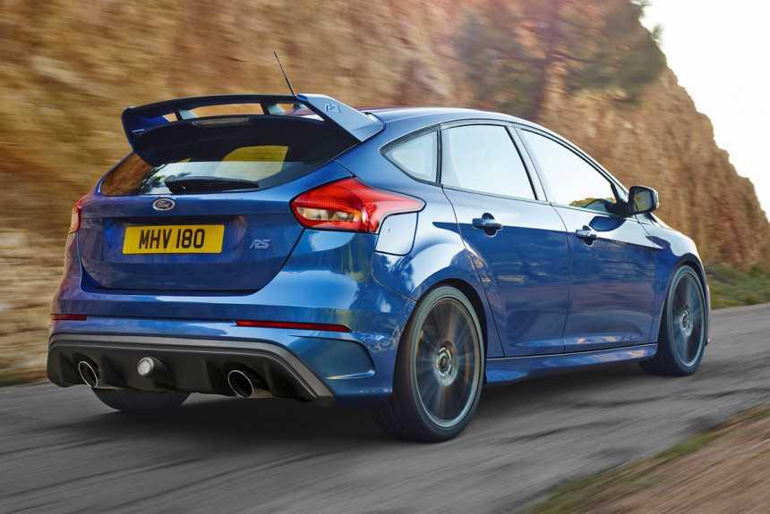 Новый Ford Focus RS отменен