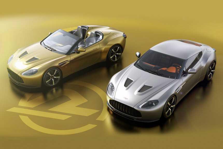 Возрожденный Aston Martin V12 Zagato: подробности