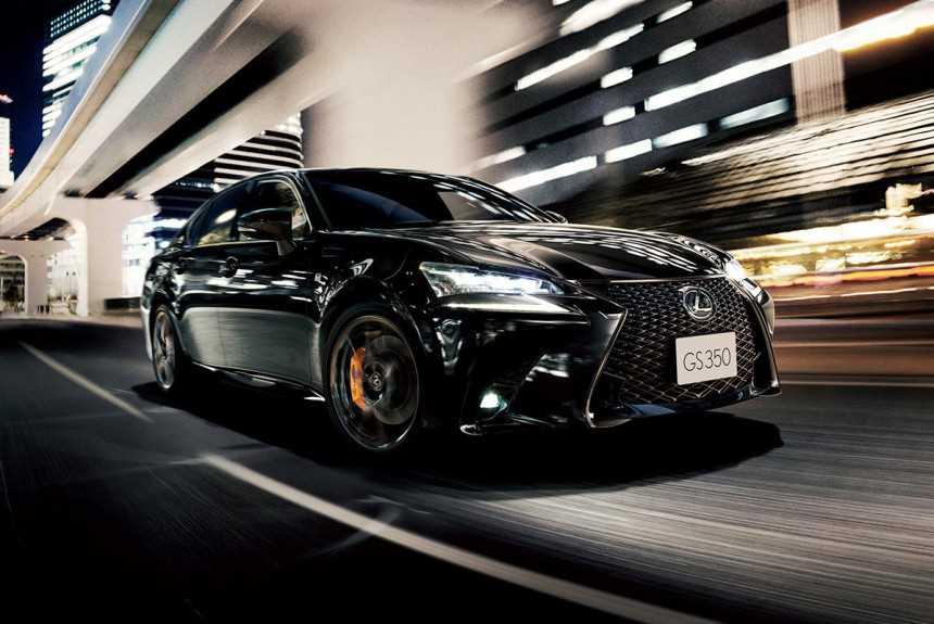 Lexus GS уходит в отставку: две прощальные версии