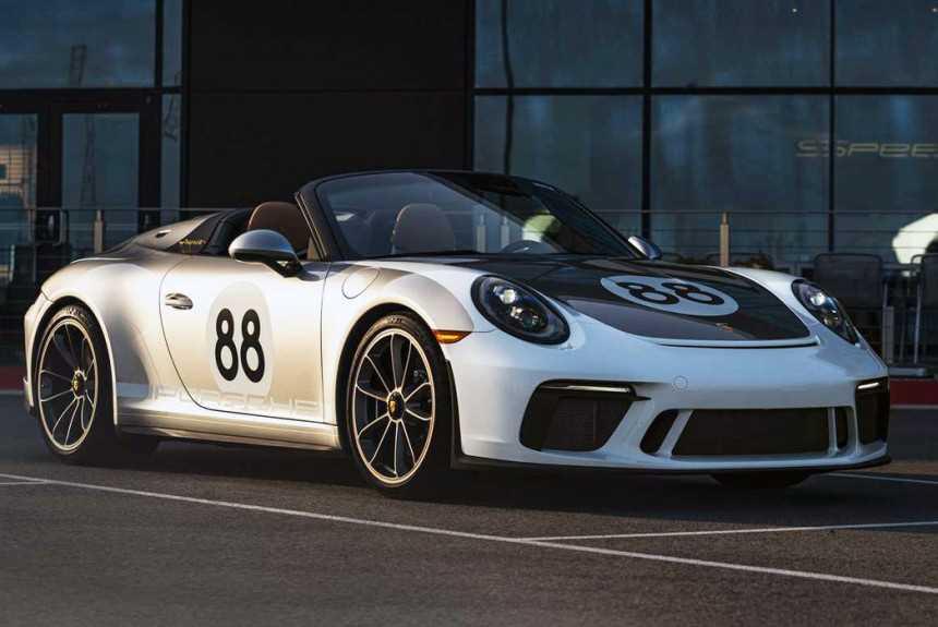 Последний Porsche 911 серии 991 продан на аукционе
