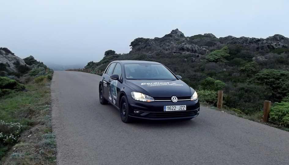 Тест-драйв Volkswagen Golf VII: прощальная гастроль